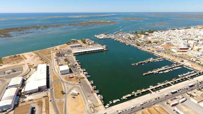 Docapesca reforça a segurança no Porto de Pesca de Olhão