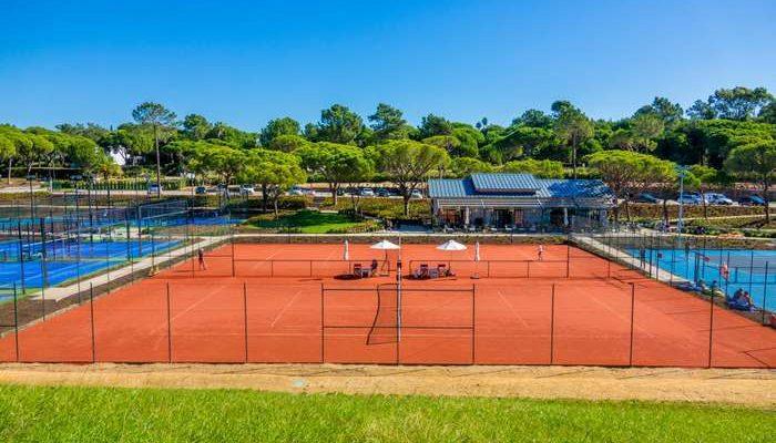 Torneios de Ténis no The Campus da Quinta do Lago