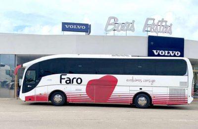 Autarquia de Faro recebeu o novo autocarro de serviço público