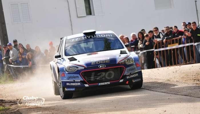 Rallye Casinos do Algarve adiado para data a anunciar
