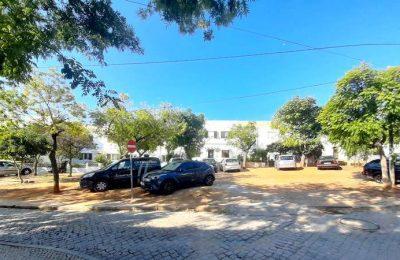 Projeto Living Street tranforma rua em espaço verde em Faro