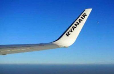 Ryanair anuncia prejuízos significativos no primeiro semestre