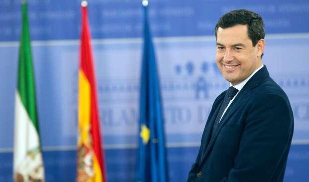 Mensagem do Presidente da Andaluzia e da Eurorregião