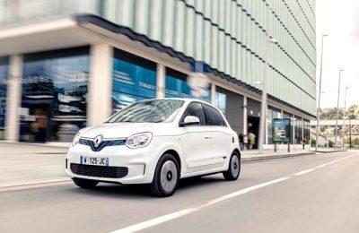 Renault TWINGO Electric versões Zen e Intens