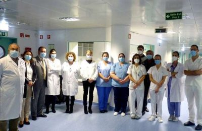 Centro Hospitalar U. do Algarve abriu extensão em Lagos