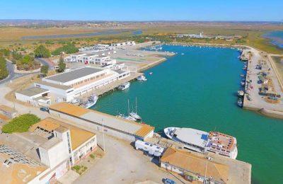 Melhoria da iluminação do Porto de Pesca de VRSA