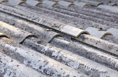 Remoção das coberturas com amianto nas escolas de Lagoa