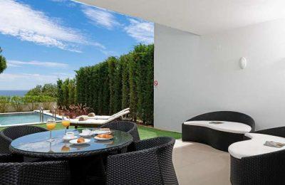 Tranquilidade de Páscoa no São Rafael e Salgados Beach Villas