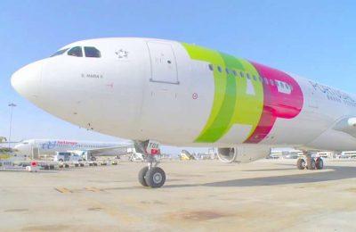 A TAP vai operar em Agosto três voos diários Lisboa - Faro