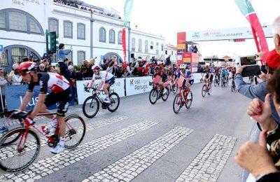 Volta ao Algarve 2020 parte de Lagos a 5 de Maio
