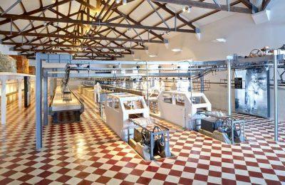O Algarve faz parte da rede de Turismo Industrial