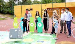 A Infraquinta lançou projeto de educação ambiental