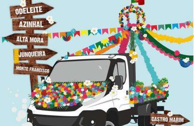 Castro Marim leva a tradição dos santos populares sobre rodas