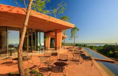 Abriu o AL SUD no Clubhouse do resort Palmares Ocean