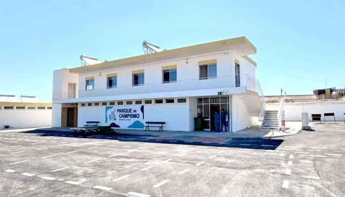 Já reabriu o Parque de Campismo Municipal da Praia de Faro