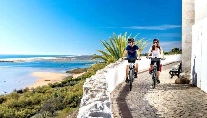 Algarve - Paraíso Para Ciclistas