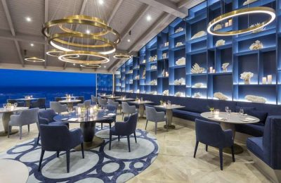 Restaurante Ocean premiado nos World Luxury Awards 2021